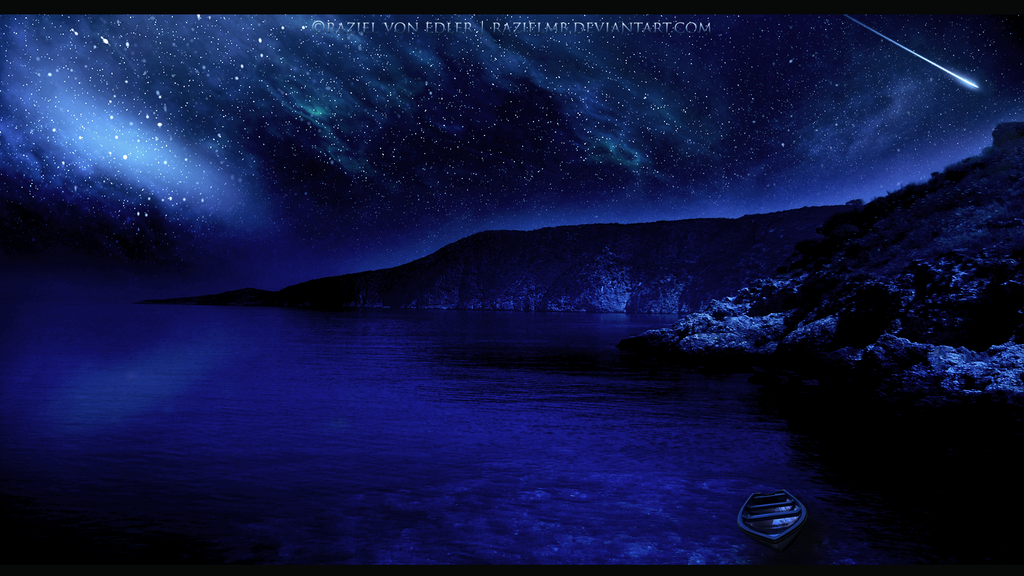 The Whispers Of The Deep Night By Ellysiumn On Deviantart