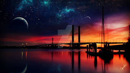 Enchanted twilight ~ Daily Deviation