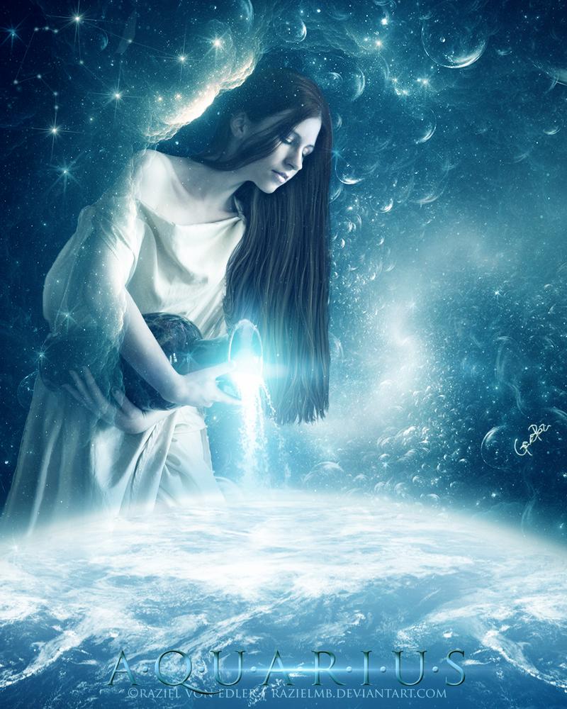 Aquarius by generazart on deviantart for Portent fairy tail