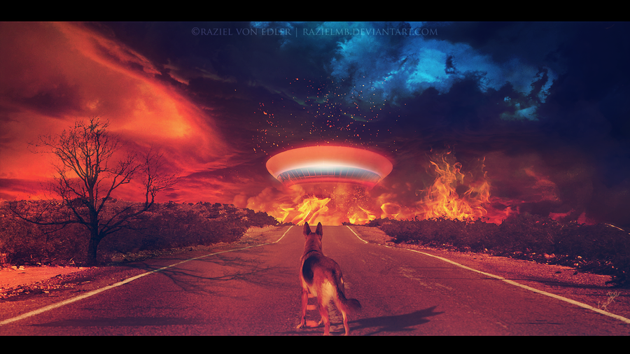 Road to Hell by Ellysiumn on DeviantArt