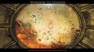 Window to Heaven by Ellysiumn