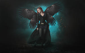 Dark Angel II by Ellysiumn