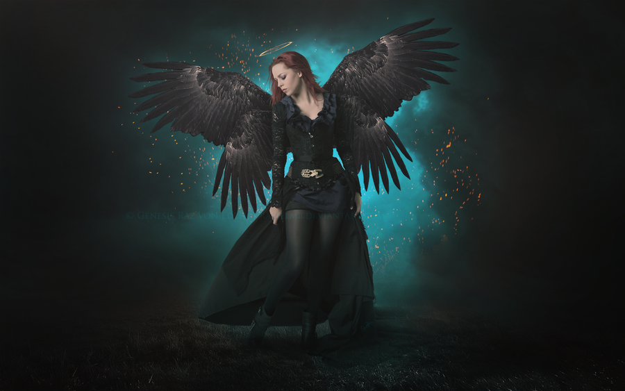 Dark Angel II by RazielMB