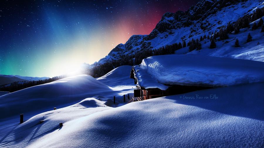 Christmas Lights by RazielMB