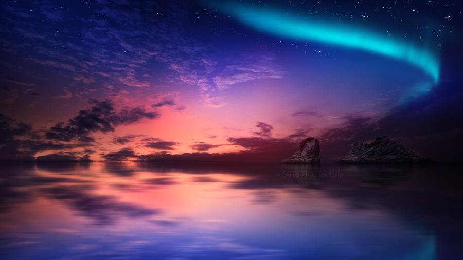 Mystical place to dream by RazielMB