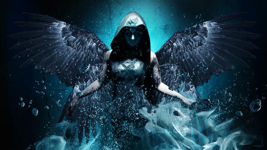 Angel by RazielMB