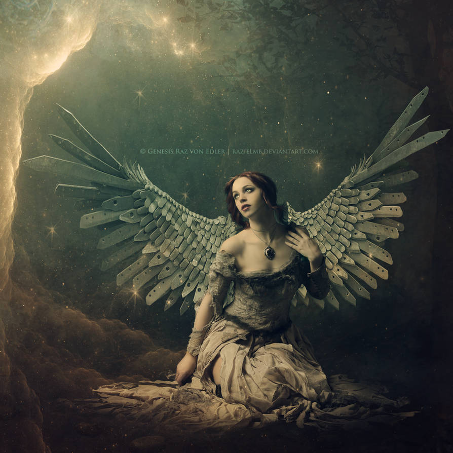 Between Heaven and Earth by Ellysiumn