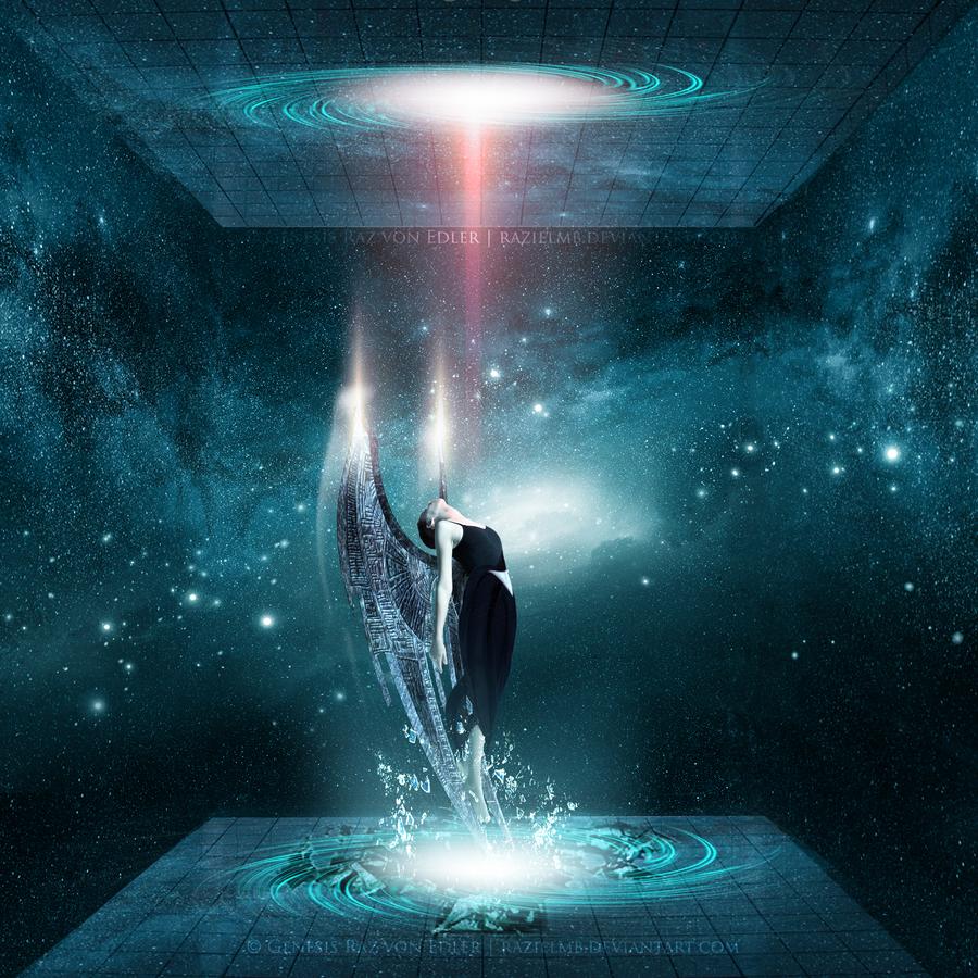 Leaving Matrix by RazielMB