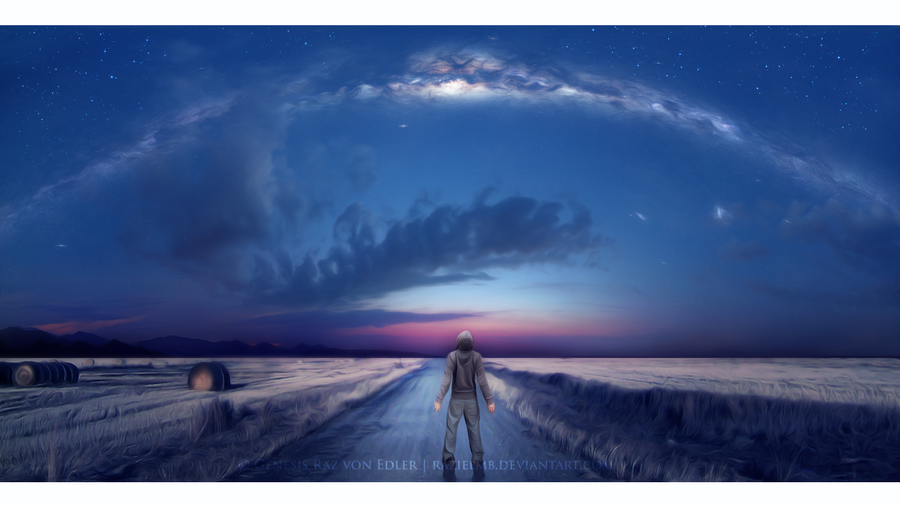 The Outer Limits by Ellysiumn