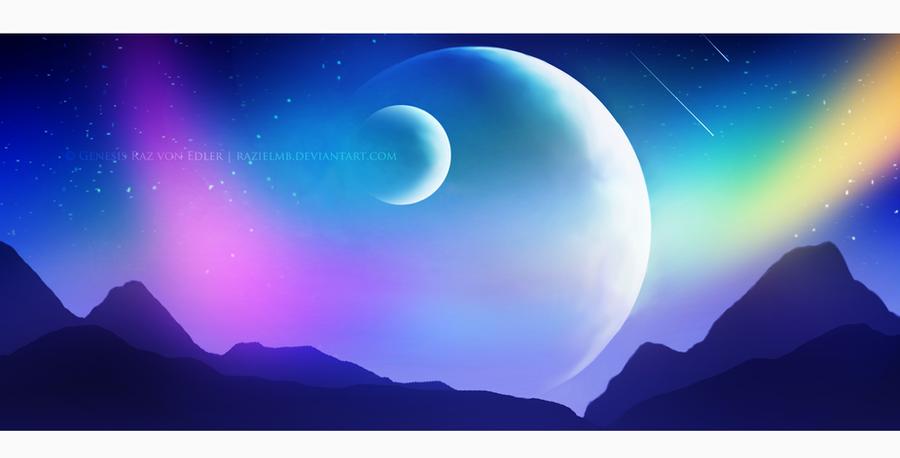 Boreal dreams by Ellysiumn