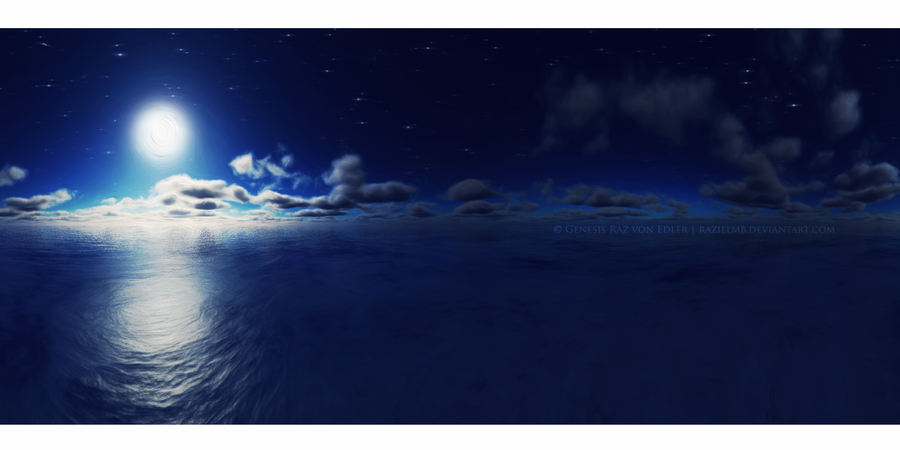 Skyline by Ellysiumn