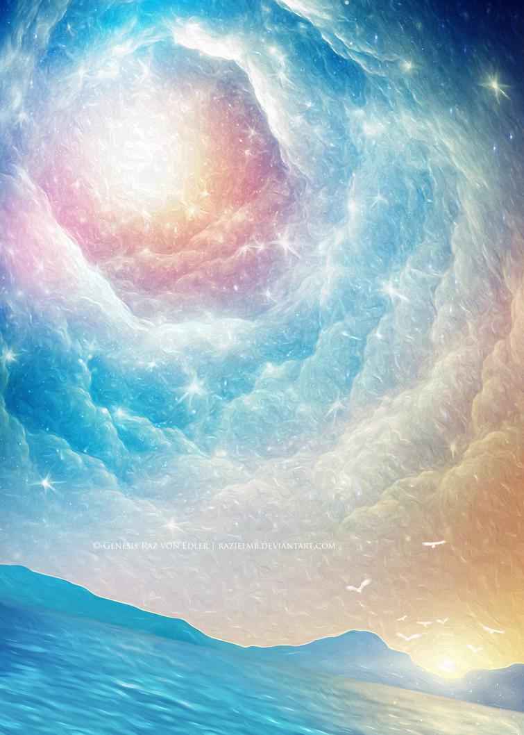 Portal to Heaven by RazielMB