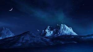 The Magic Mountain by Ellysiumn