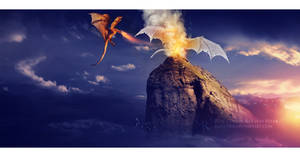 Ashes to ashes ~ Dragon Series