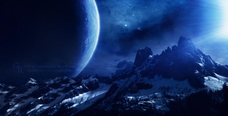 Immensity by GeneRazART