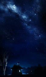 The stellar chapel by Ellysiumn