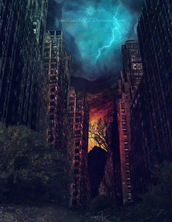 Apocalypse by GeneRazART