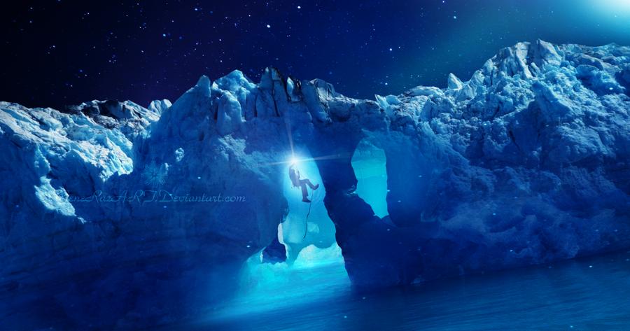Ice climber by GeneRazART