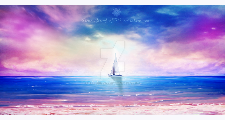 Beyond the Horizon by Ellysiumn