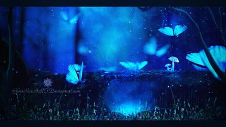 Kingdom of Butterflies by Ellysiumn