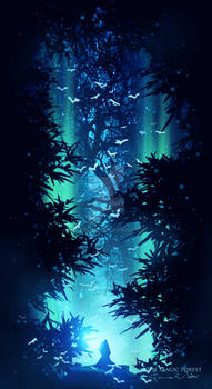 The Spectral forest