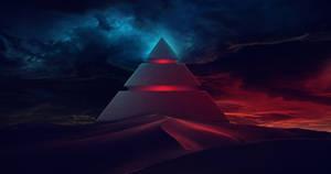 The Pyramid #Daily 1 by Ellysiumn