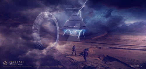 Stargate Command ~ Tribute by Ellysiumn