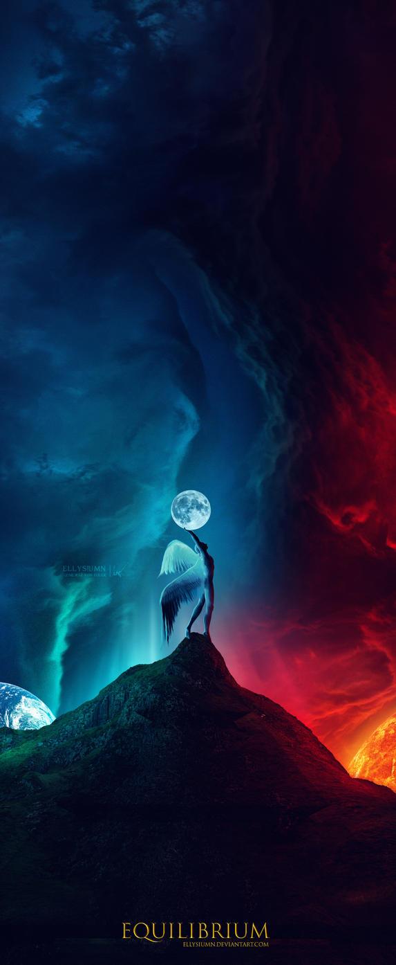 Equilibrium by Ellysiumn