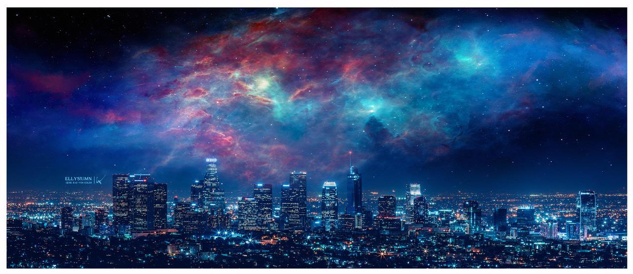 The big dream #Daily 5 by Ellysiumn