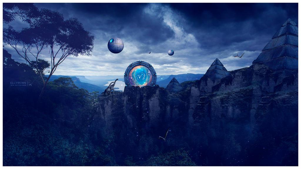 The Lost Kingdom by Ellysiumn