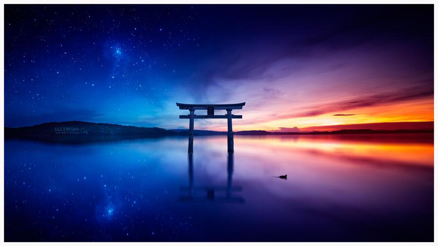 Mystic Twilight by Ellysiumn