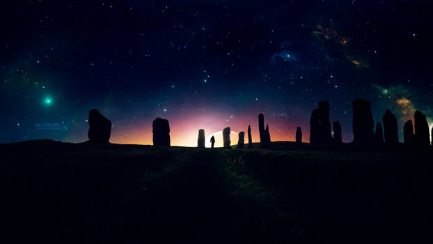The whispers of the monoliths