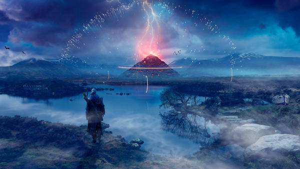 The Pyramid of fire