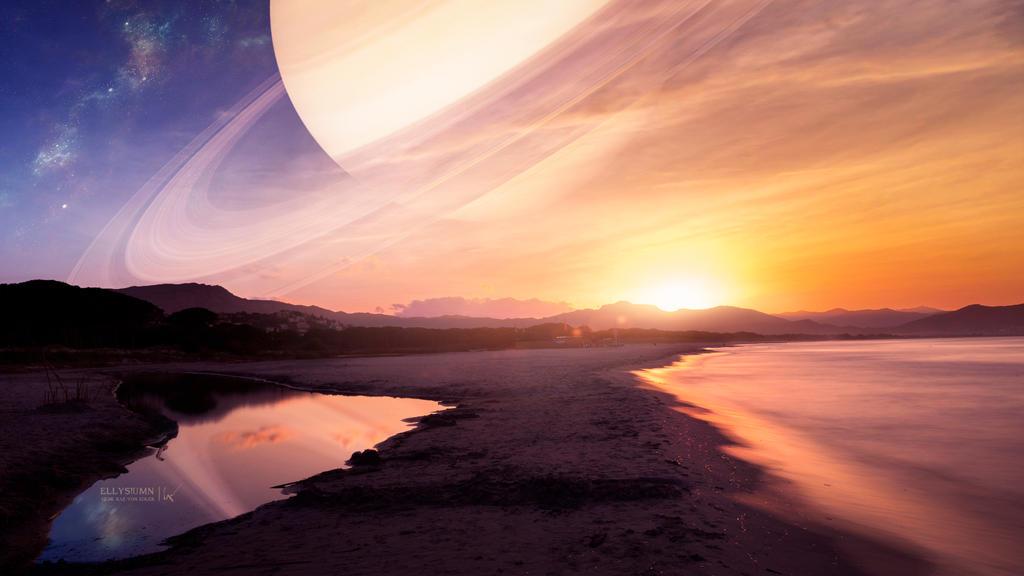 Infinite Time by Ellysiumn