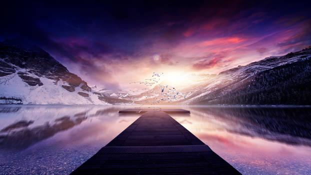 Zen moment by Ellysiumn