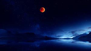 Starry night by Ellysiumn
