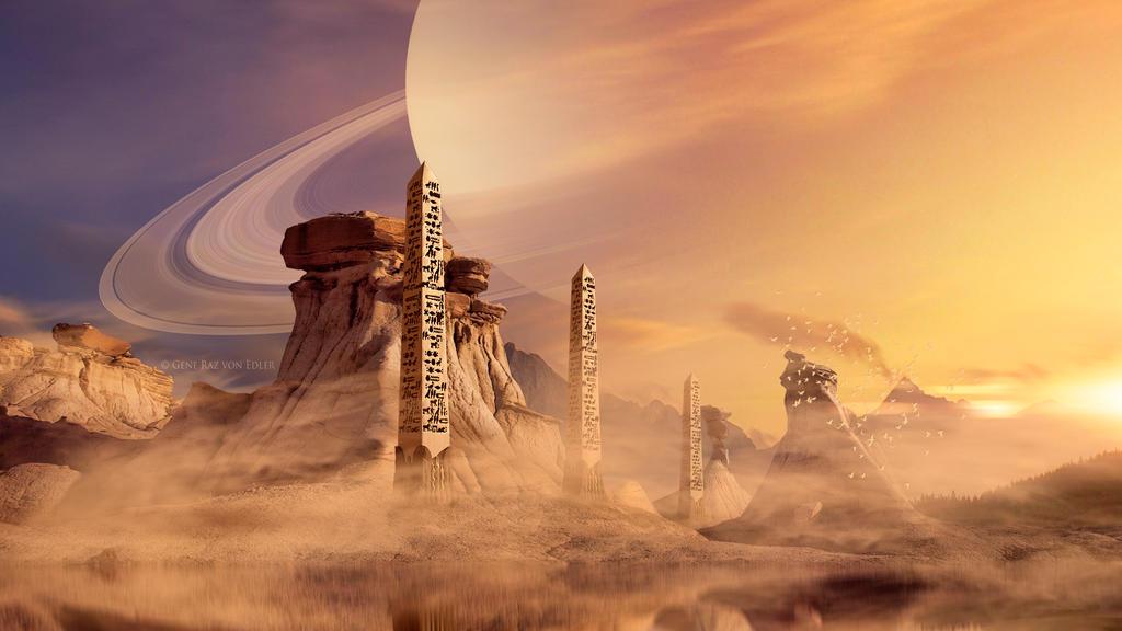 Cosmic Oracle by Ellysiumn
