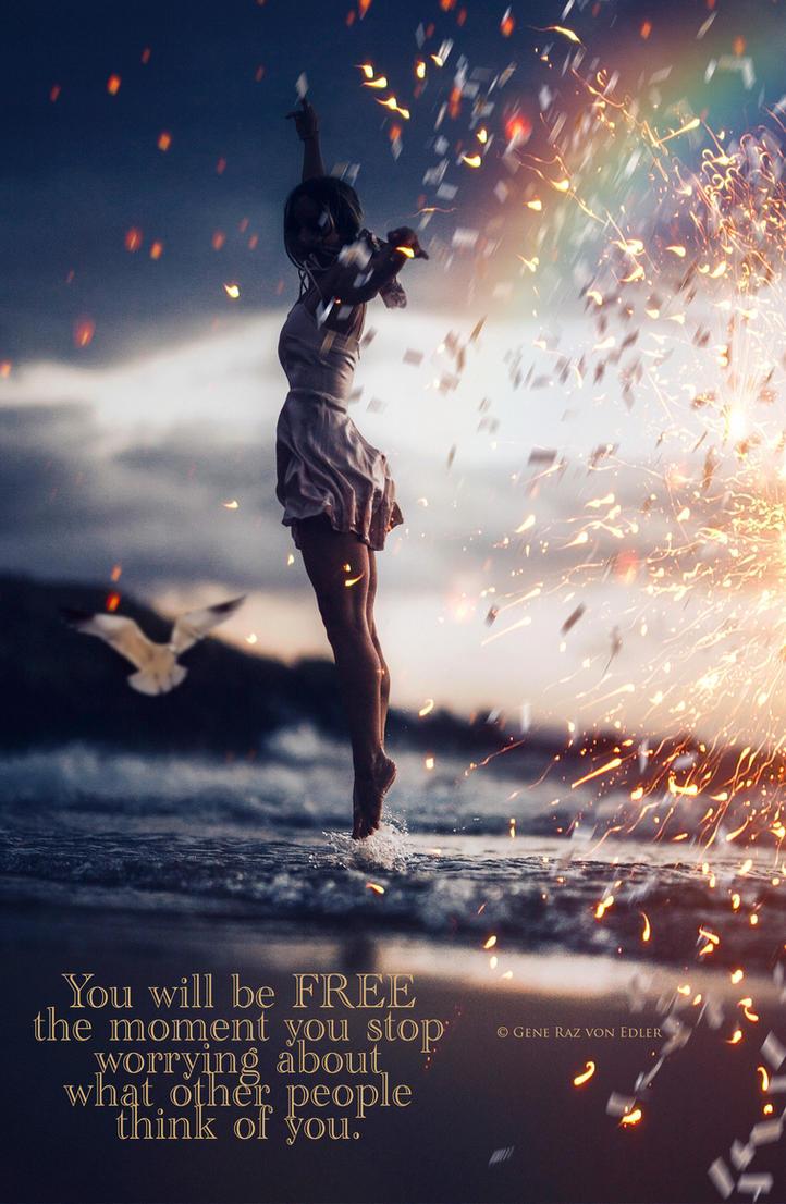 Be free by Ellysiumn