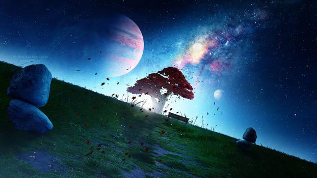 An invitation to dream by Ellysiumn