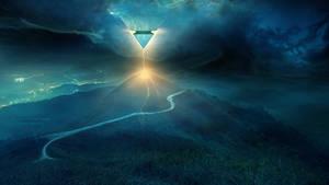 Upside down worlds by Ellysiumn
