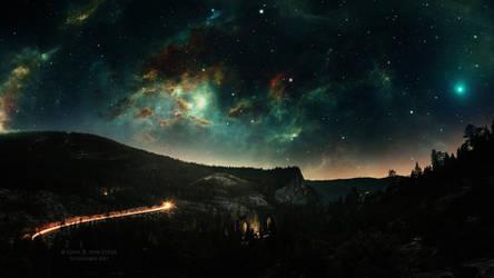 Symphony of stars by Ellysiumn