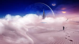 Endless journey by Ellysiumn
