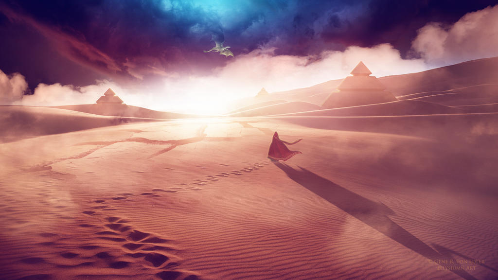 The Pathfinder by Ellysiumn