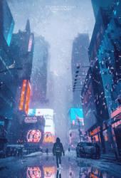 Ash rain by Ellysiumn