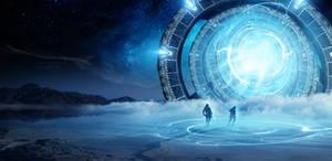 Intergalactic Gate