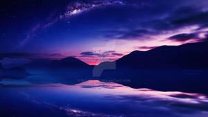 Starry twilight