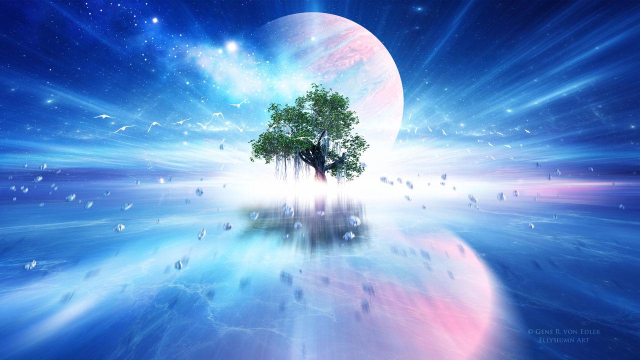 Life essence by Ellysiumn