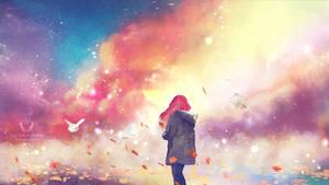 Dreaming in colors by Ellysiumn