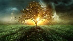Deep roots by Ellysiumn