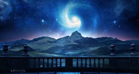 The celestial vault by Ellysiumn
